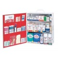 3 Shelf First Aid Kit, Filled FREE SHIPPING