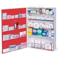 5 Shelf First Aid Kit, Filled