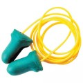 Howard Leight Max Lite Earplugs, Corded Polybagged 100/box
